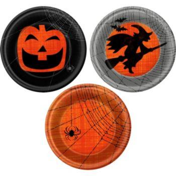 Spooky Fun Plates