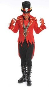 Underworld Ringmaster Mens Costume