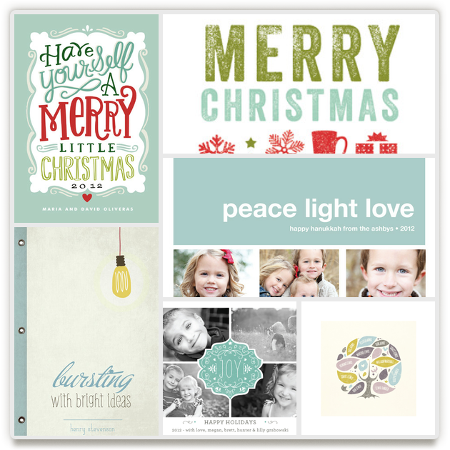 Cyber Monday Holiday Cards & Gift Sale at Minted