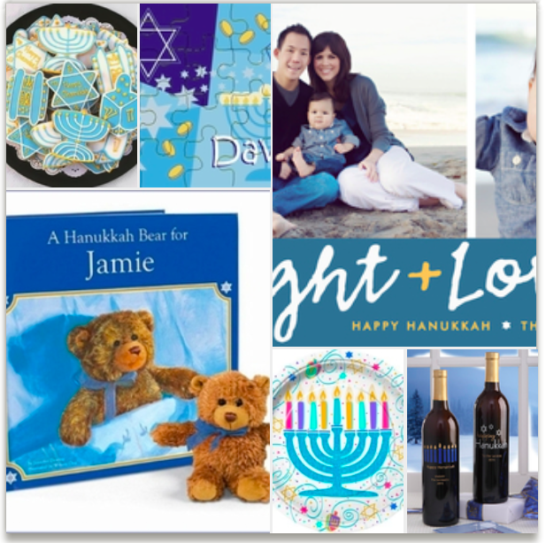 Hanukkah Party Planning Ideas Supplies