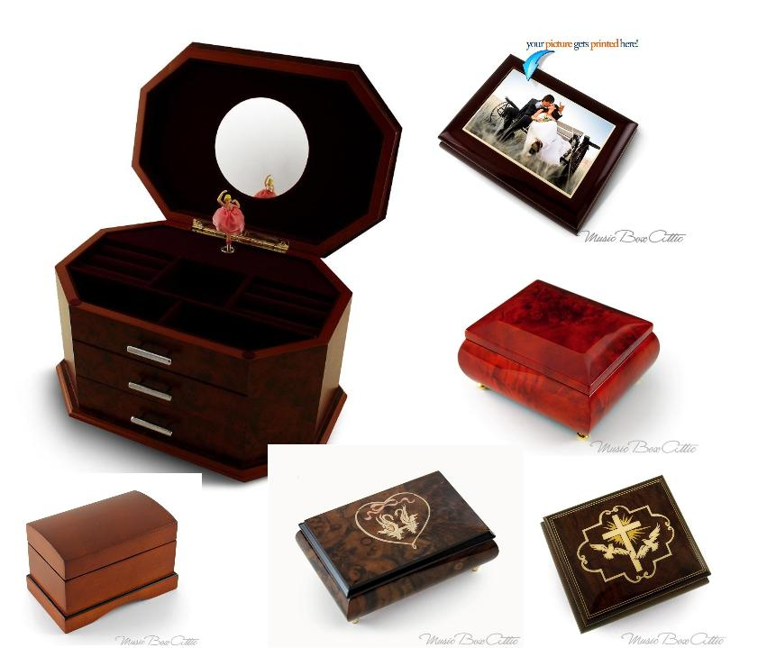 Best Music Box Gift Ideas
