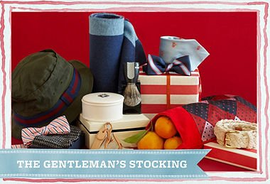 The Gentleman's Stocking Sale at One Kings Lane