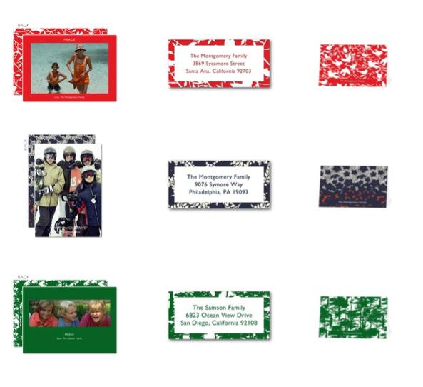 Tory Burch Holiday Card Collection on Sale!