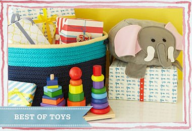 Toy Box Sale at One Kings Lane