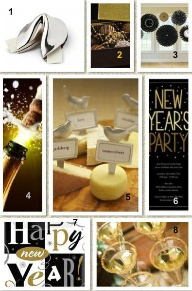 New Year's Eve 2012 Party Ideas
