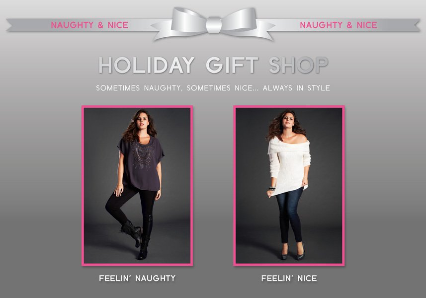 Torrid Holiday Gift Shop