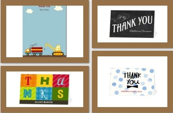 Half off Personalized Thank You Cards at Tiny Prints