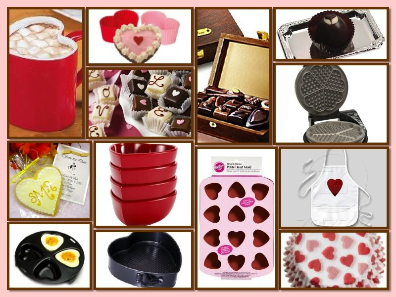 Heart Themed Party Food and Drink