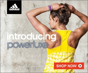adidas Women's Powerluxe Workout Apparel
