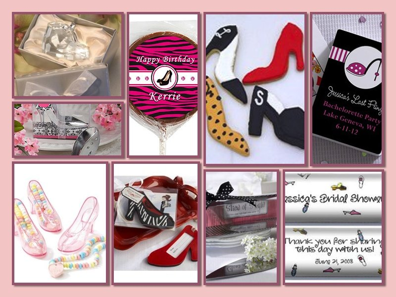 Shoe Party Favors & Gifts