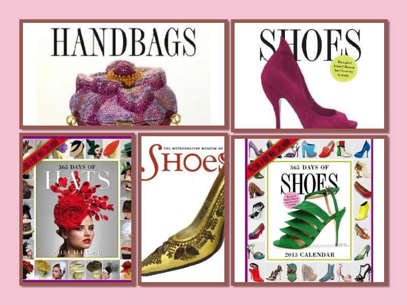 2013 Shoes, Hats & Handbag Calendars