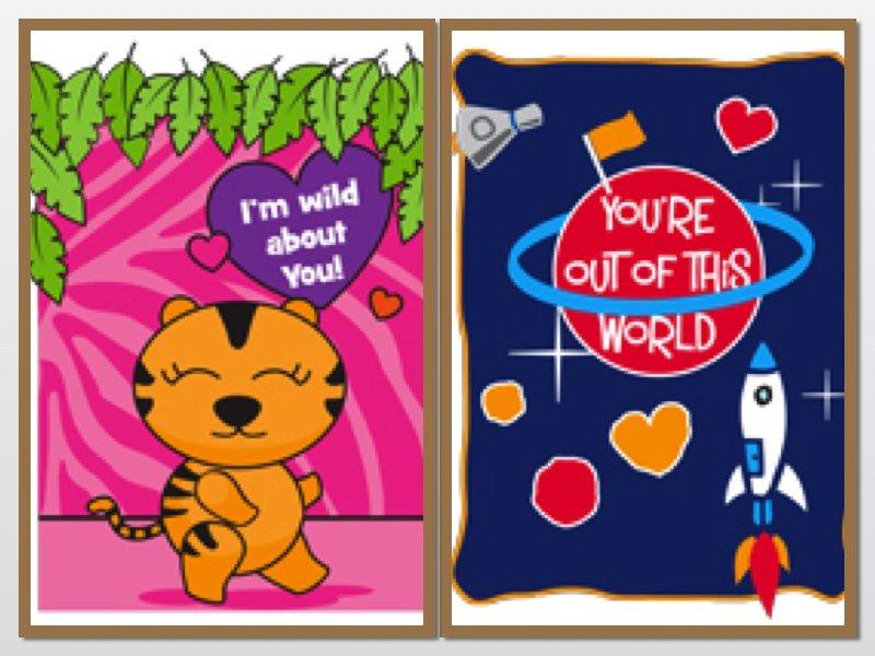 Free Children's Valentine's Day Cards