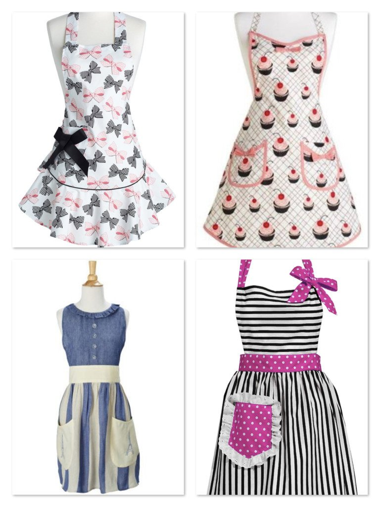 Adorable Vintage Inspired Aprons