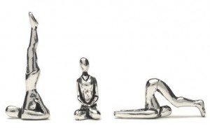 Yoga Poses Figurines