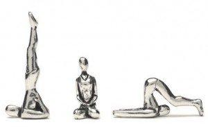 Yoga Poses Figurines