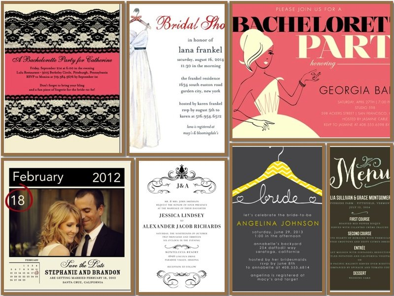 $100 Stationery Give Away to spend at Wedding Paper Divas
