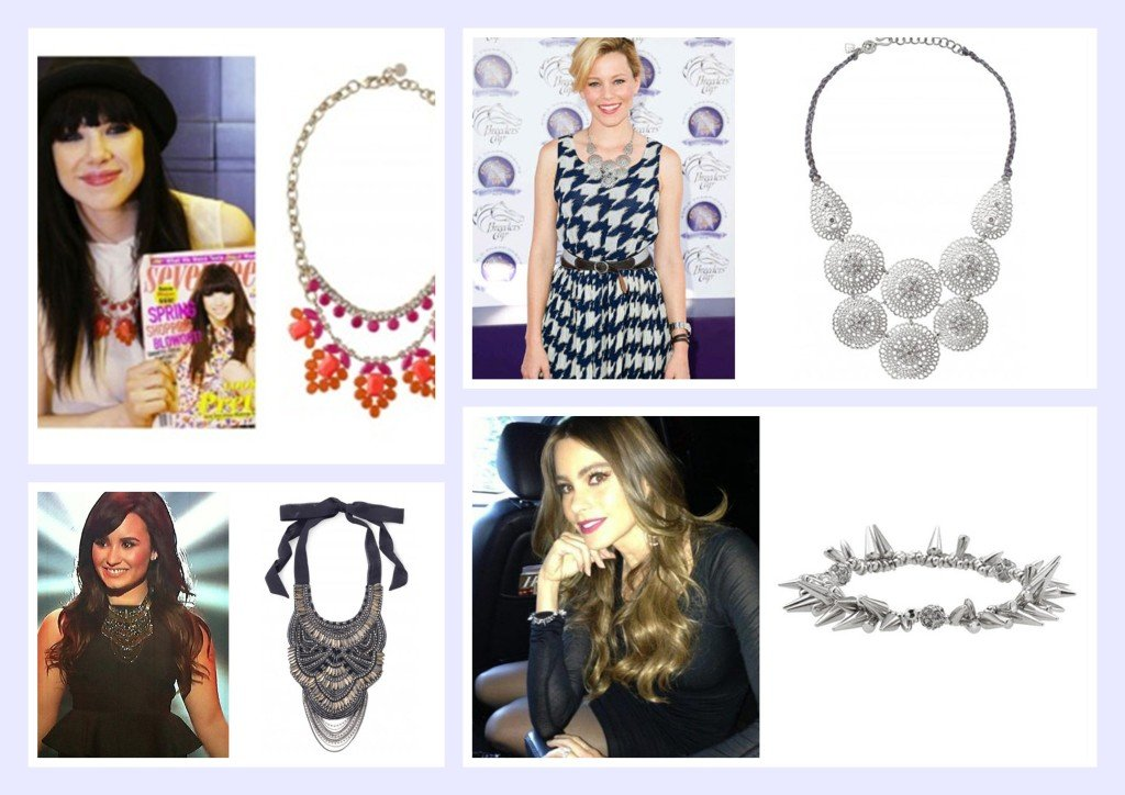 Celebrities Wearing Stella & Dot Jewelry, Celebrity Style + Jewelry