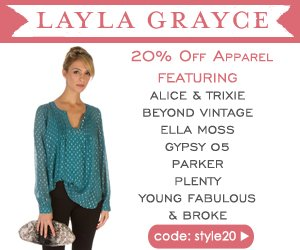 Layla Grayce Spring Clothing Sale