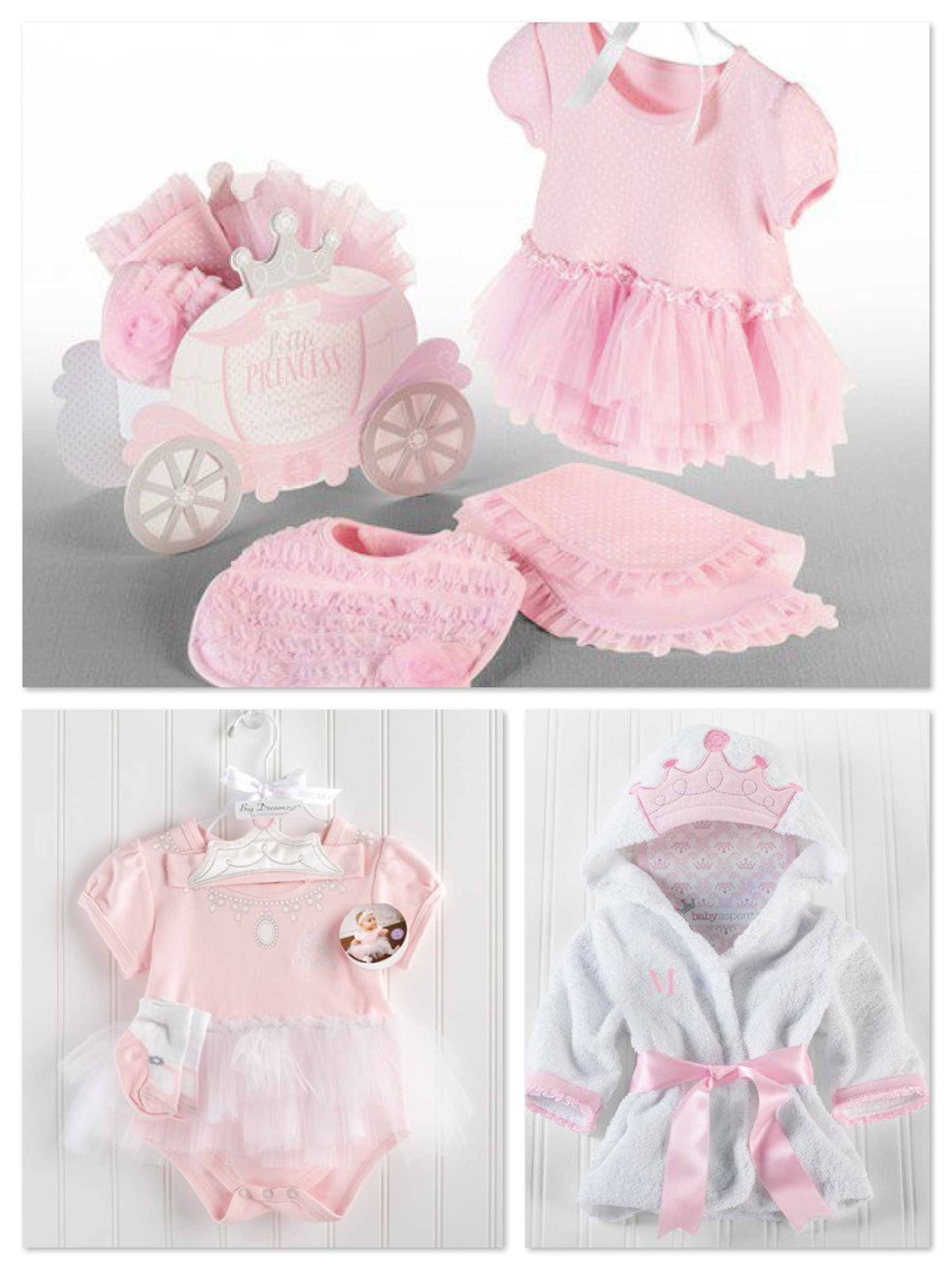 Little Princess Baby Shower Gifts, Royal Baby Shower Gifts