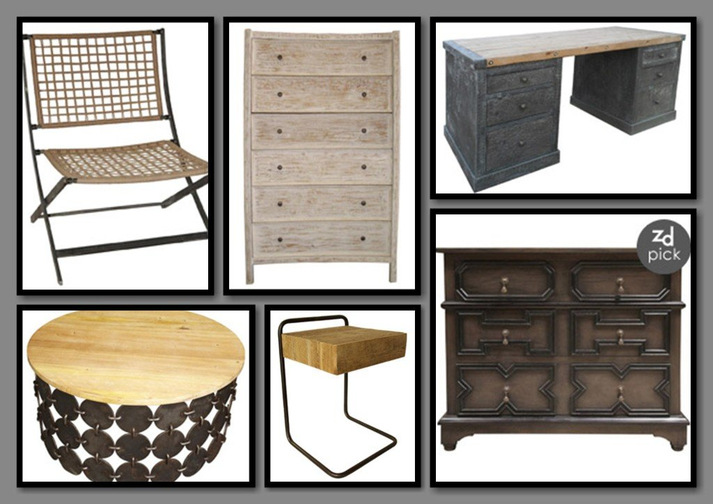 Freshen Up Your Home this Spring with Noir Home Furnishings & Accessories