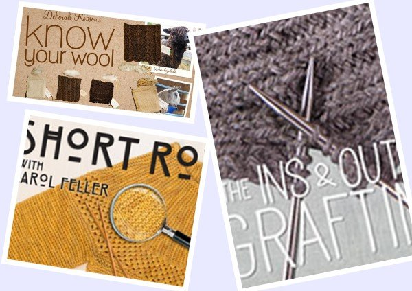 Free Craftsy Knitting Mini-Courses