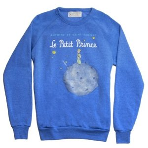 Le Petit Prince Fleece Sweatshirt