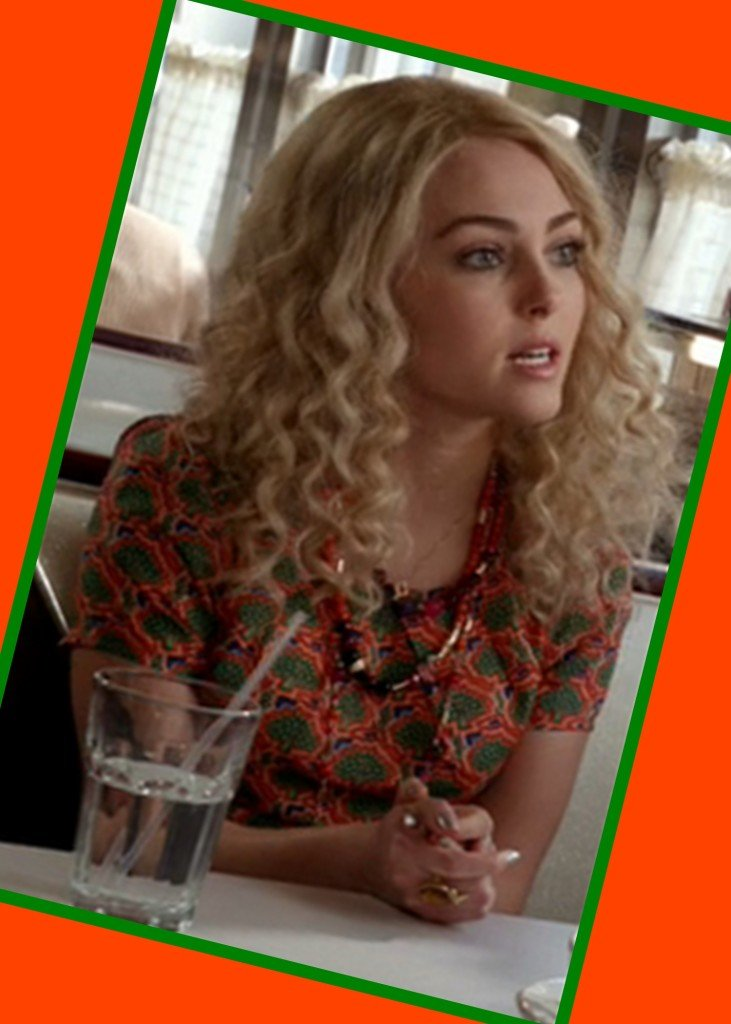 ModCloth Top on The Carrie Diaries