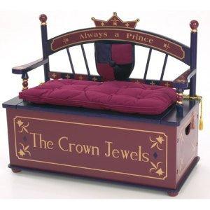 Prince Toy Box Bench