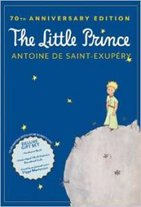 The Little Prince, Baby Books with Matching Onesies