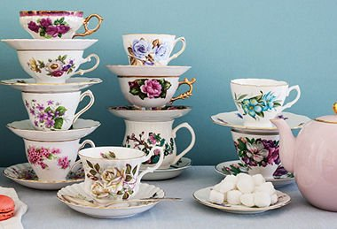Vintage Tea Party Sale at One Kings Lane