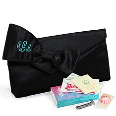 Bridesmaid Gift - Clutch With Survival Kit