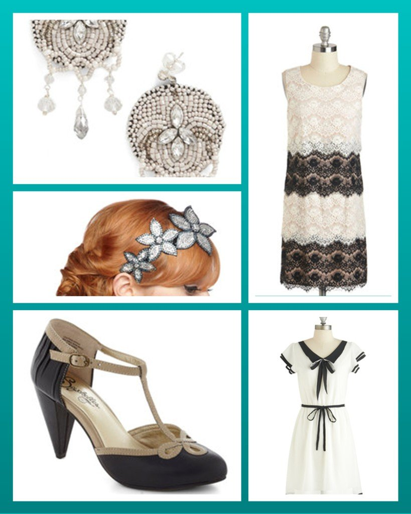 Great Gatsby Roaring 20s Inspired Clothing