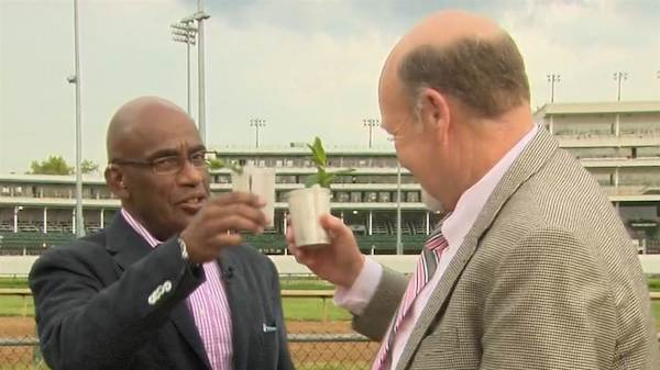 How to Make the Perfect Kentucky Derby Mint Julep as seen on the Today Show