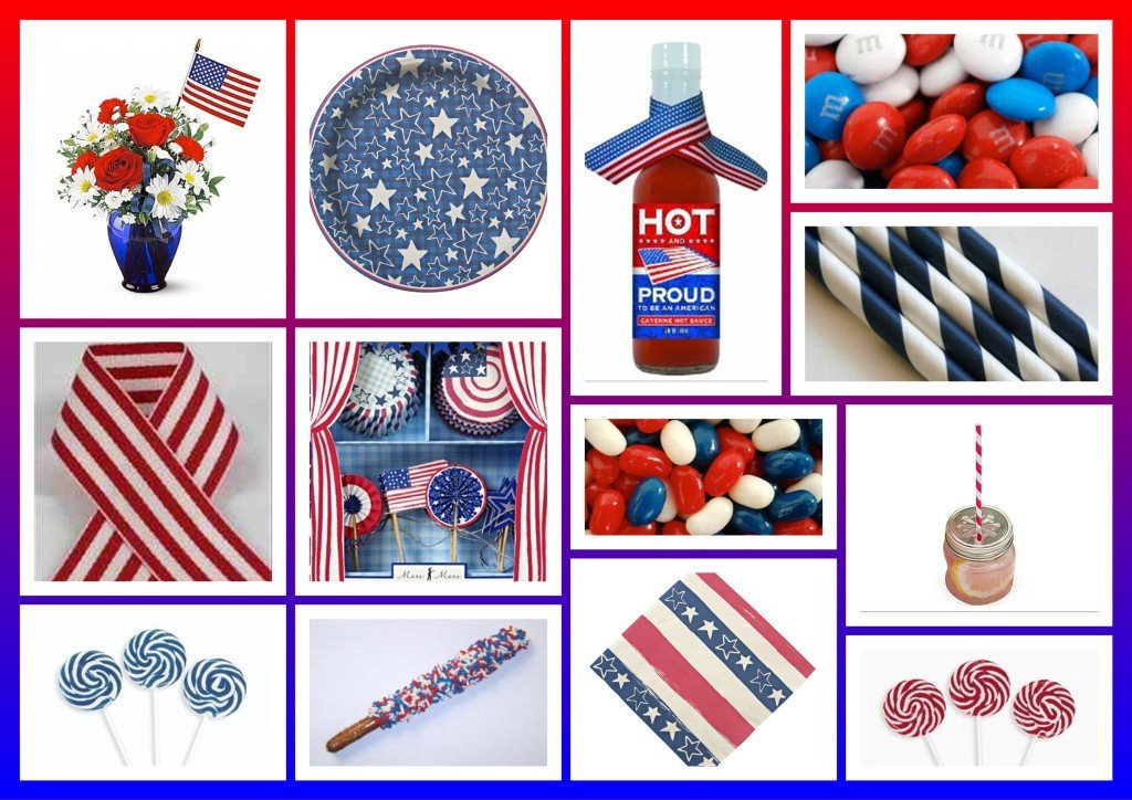 Memorial Day Party Decor Ideas