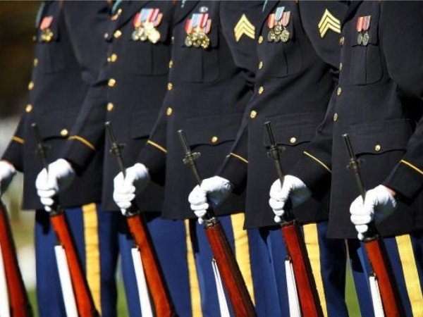 Military Ancestors