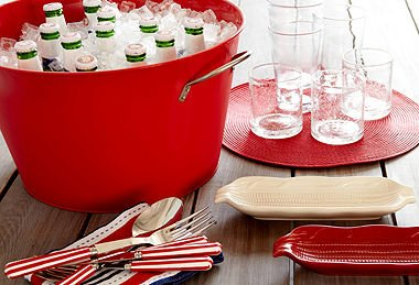 Patriotic Entertaining | One Kings Lane Sale