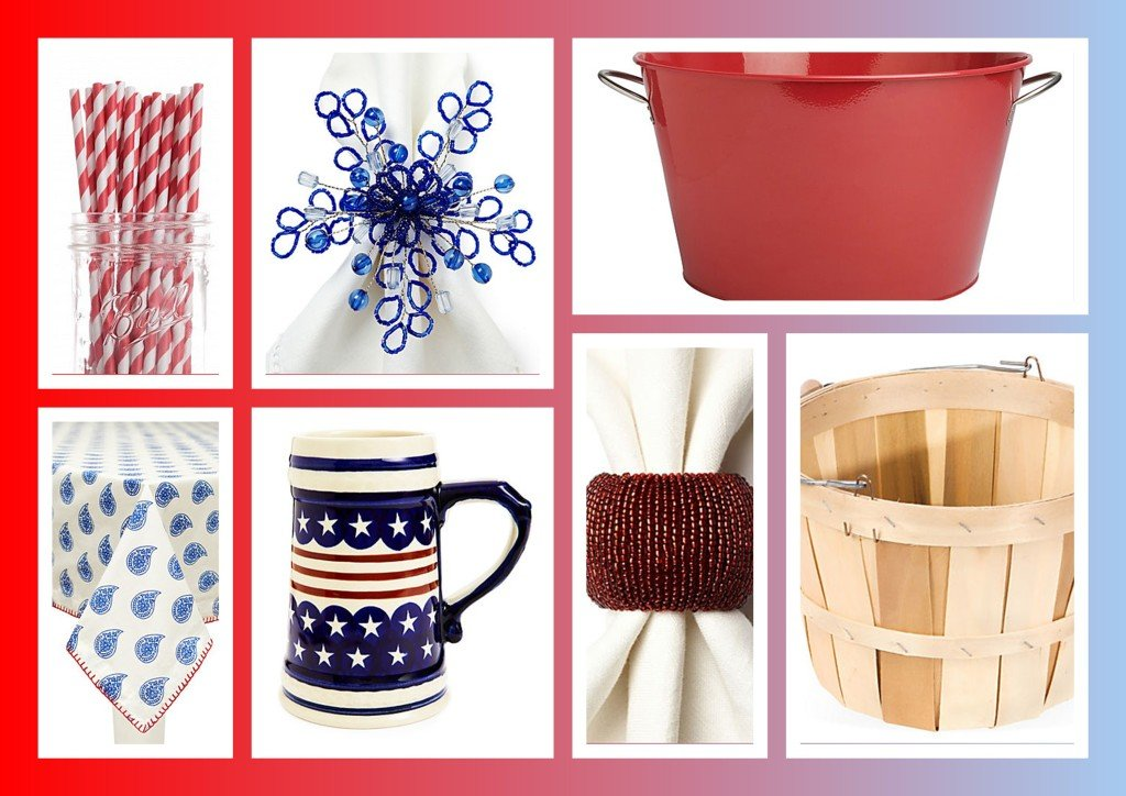 Patriotic Entertaining Essentials