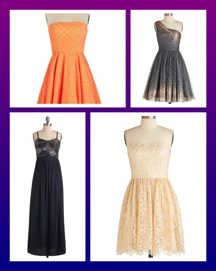 Unique & Chic Prom Dresses