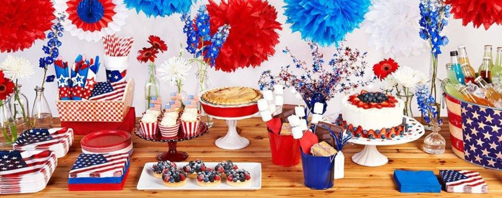 American Valor Patriotic Party Pack