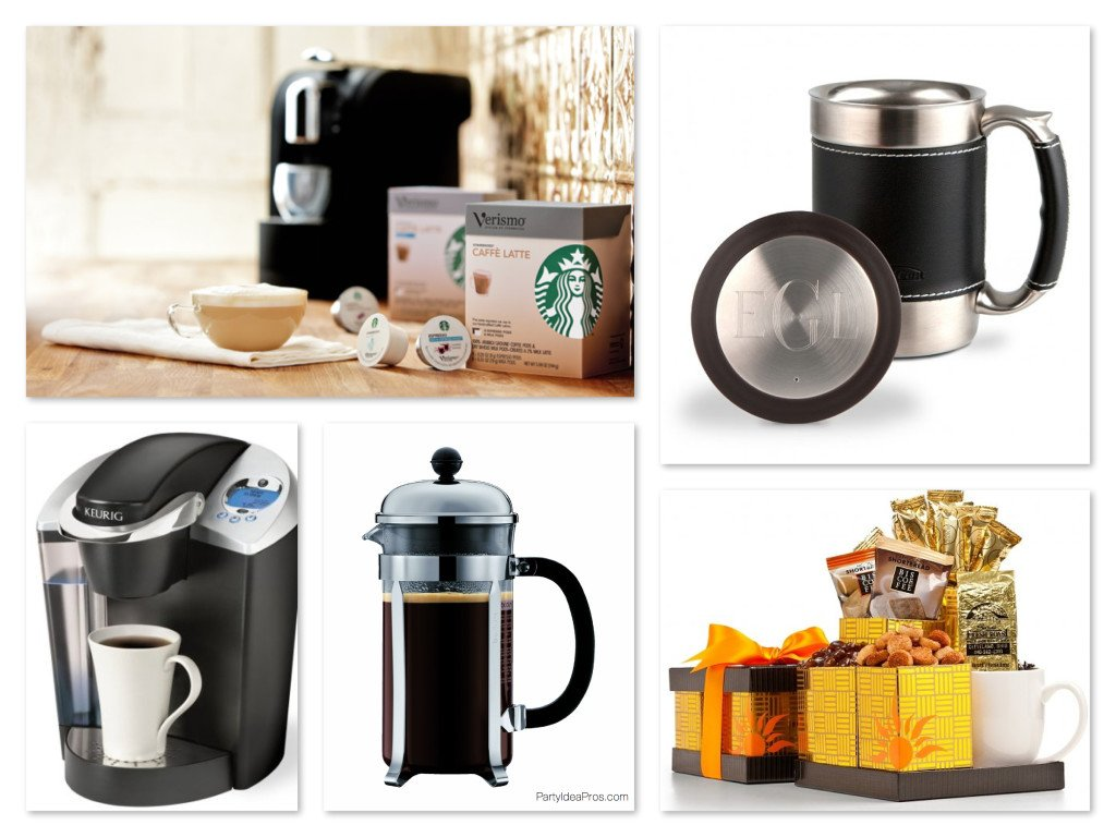 Coffee Gifts for Dad