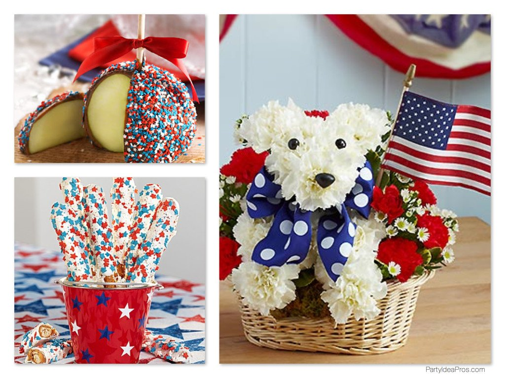 July Fourth & Patriotic Party Planning, Ideas & Supplies