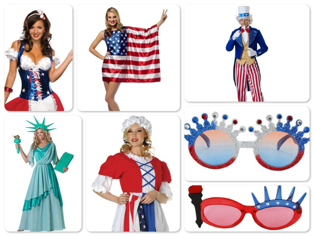 Patriotic Costumes & Accessories