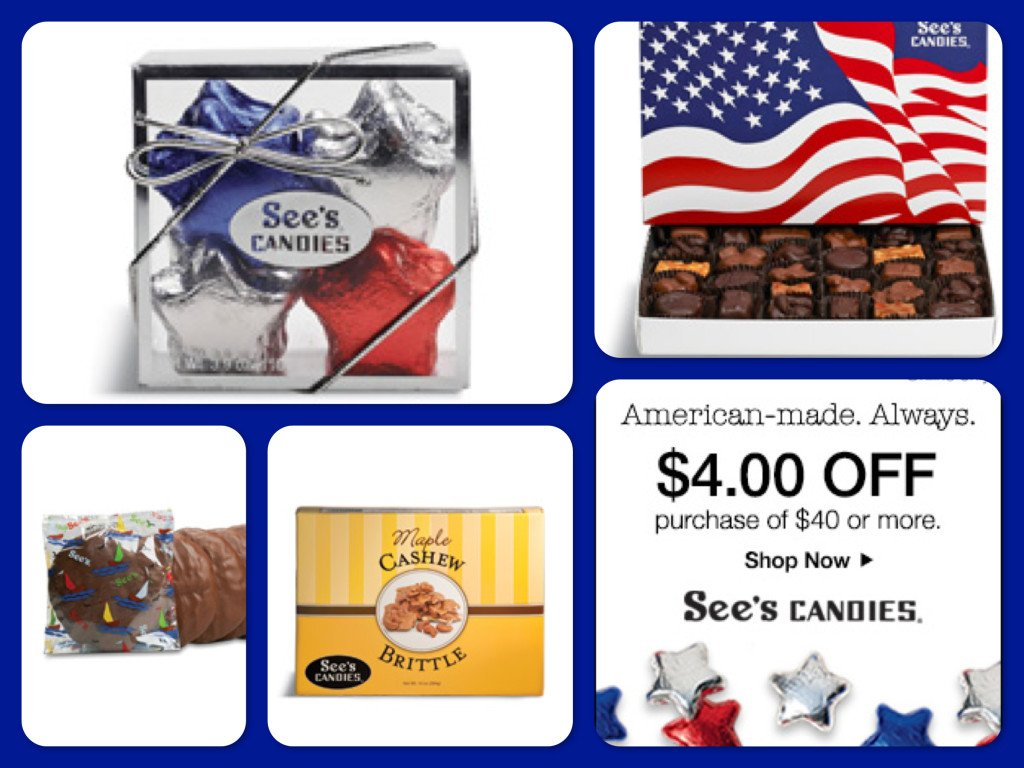 Sees Candies | Patriotic Candy
