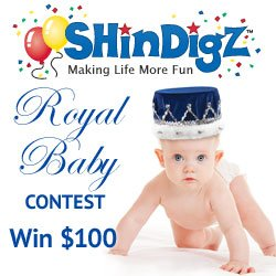 Shindigz Royal Baby Contest