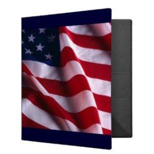 america_flag_binder