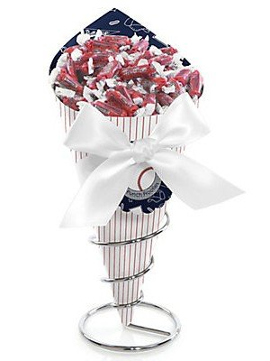 Baseball Baby Shower Frooties Candy Bouquet