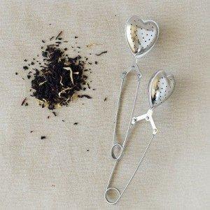 Heart Shaped Tea Infusers