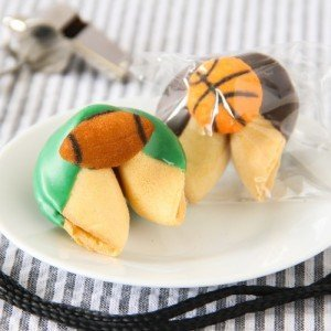 Sports Theme Fortune Cookies