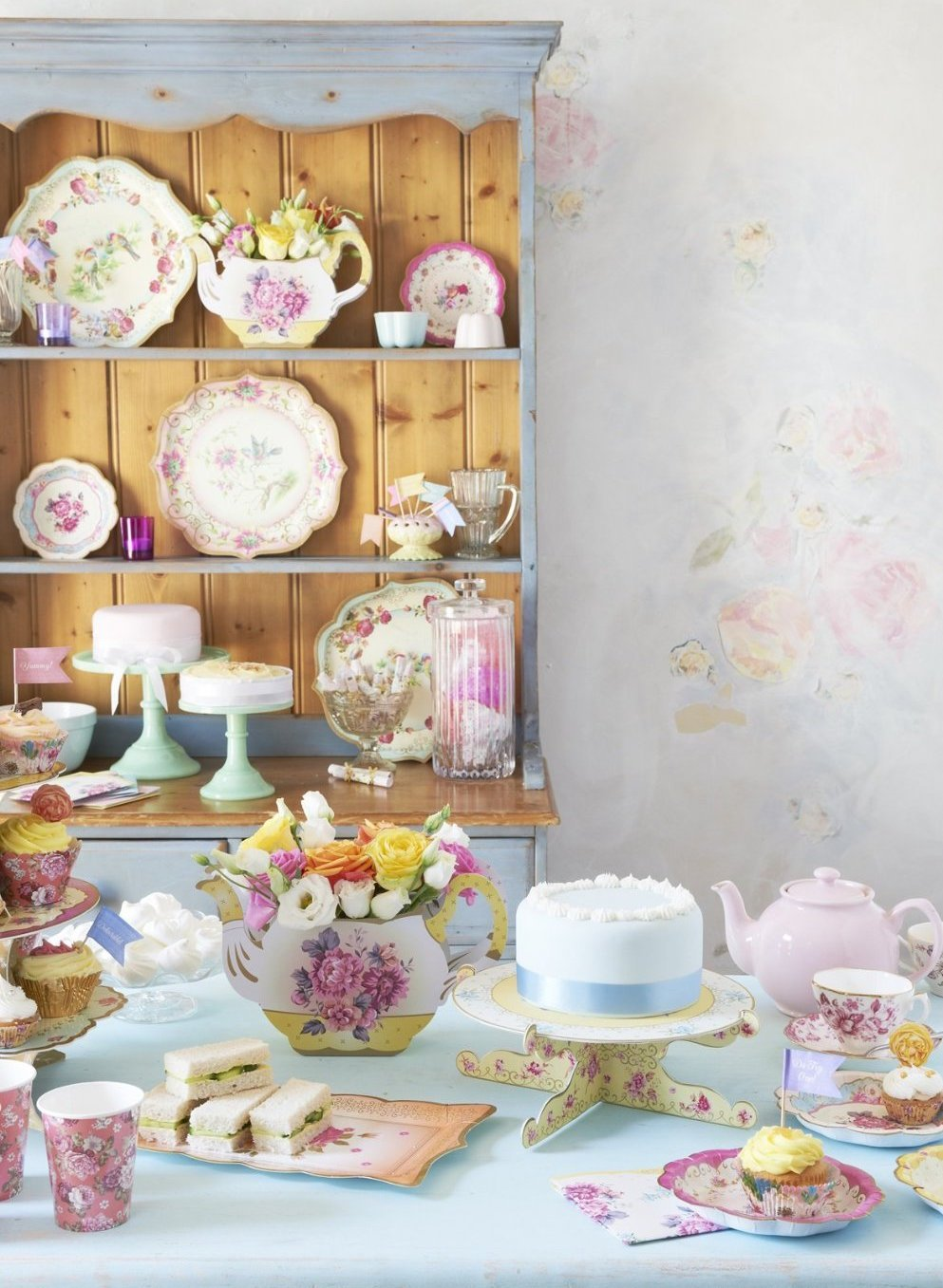 Talking Tables Truly Scrumptious Party Supplies