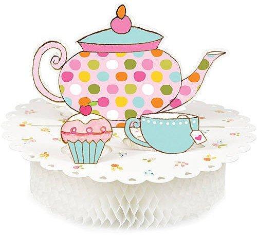 Tea Time Centerpiece